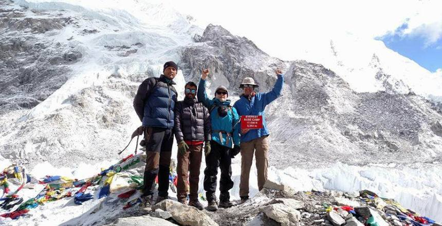 13 Days Everest Base Camp Trekking Update