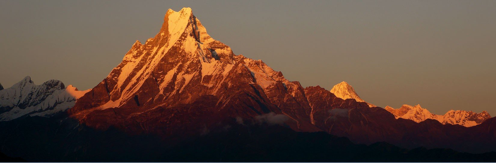 Mount Machhapuchhre (Fishtail)