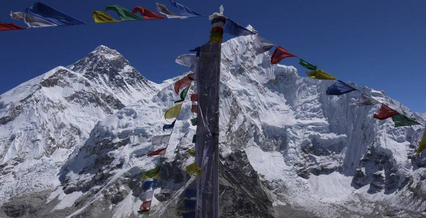 Everest Base Camp: challenge yet opportunity