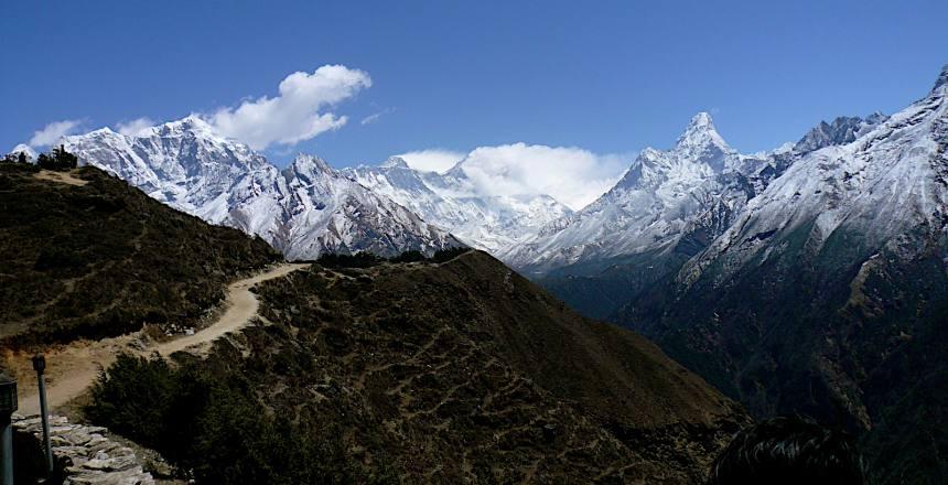 Jiri-Everest Base Camp Trek