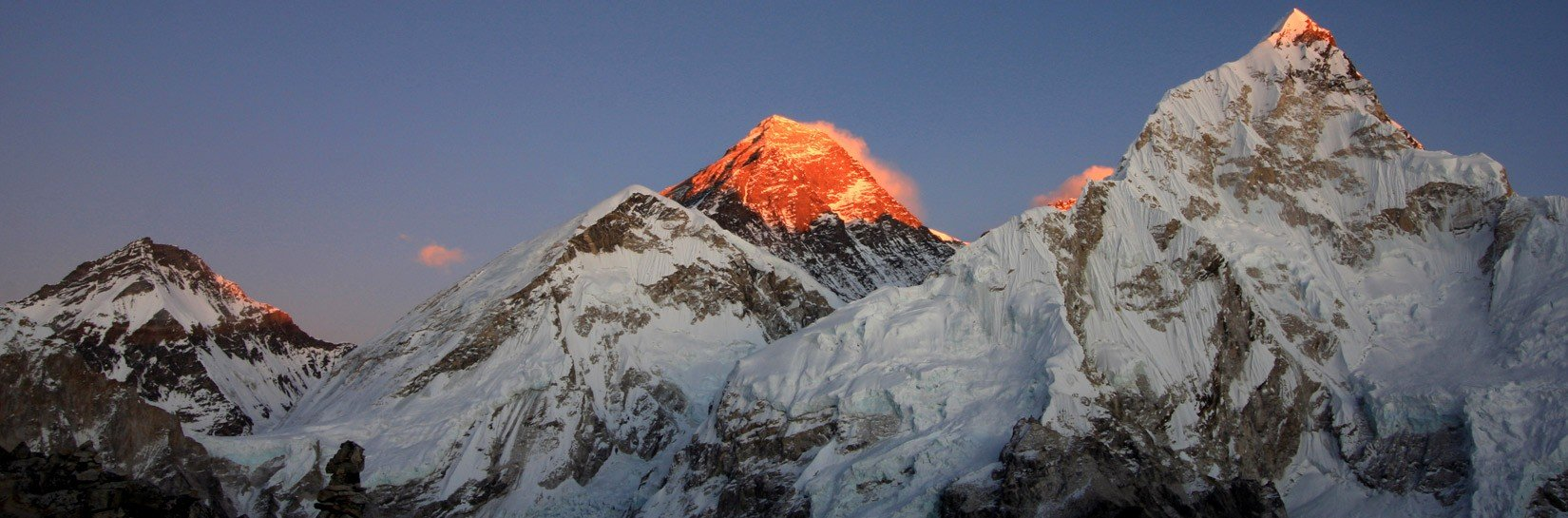 Mount Everest ( Sagarmatha)