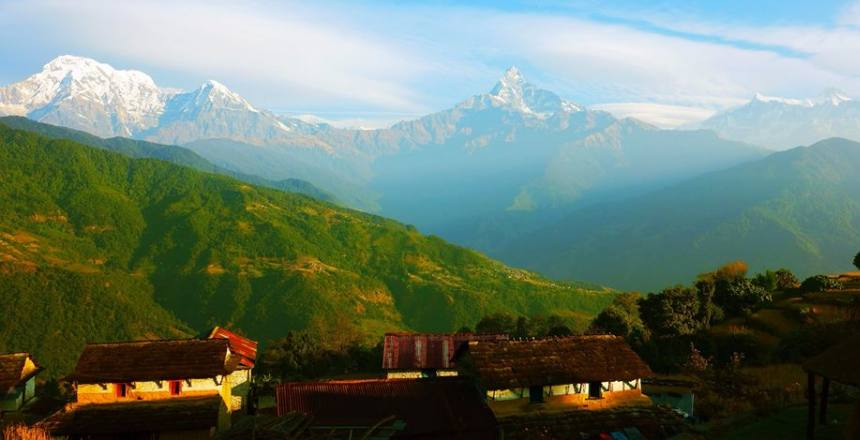 Nepal all-round diverse tour