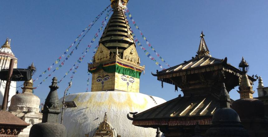 Nepal Valley excursion